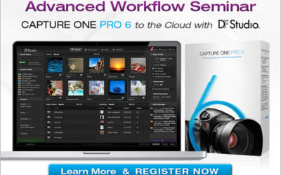 Capture One 6 to the Cloud – Advanced Digital Workflow