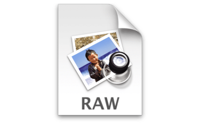Improved Support for Raw Files