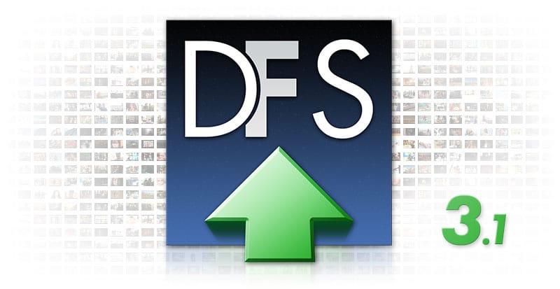 DFS Speed Link Improves Setup Uploading