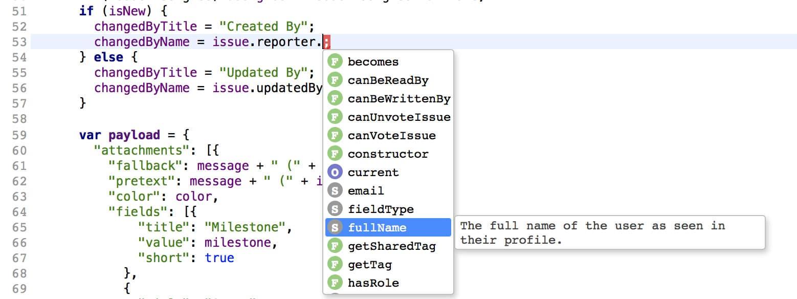 YouTrack's new JavaScript Workflows make Slack integration a breeze
