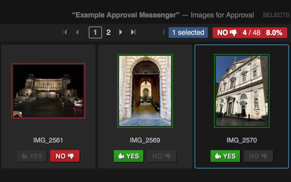 DF Studio Support: Messengers